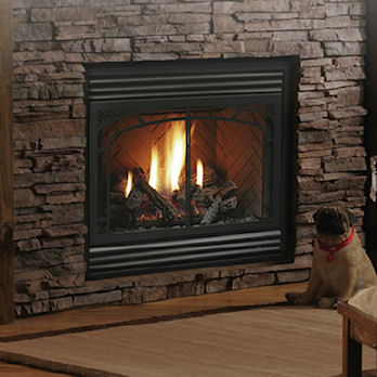 Fireplace Blog #2 Raised Hearth or Not - Remodels ...