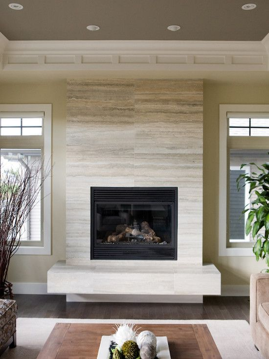 Remodeling A Fireplace Can Be Quick And Affordable