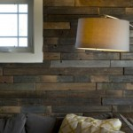 remodel contractor/ reclaimed wood wall