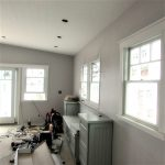 Custom banquette, Remodeling, fire restoration, building contractor, custom cabinetry, design, addition